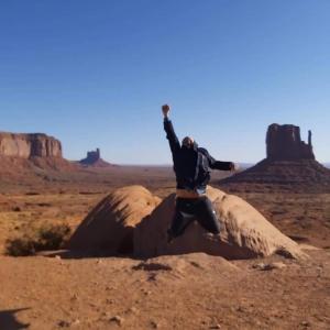 Joel Gallés Monument Valley